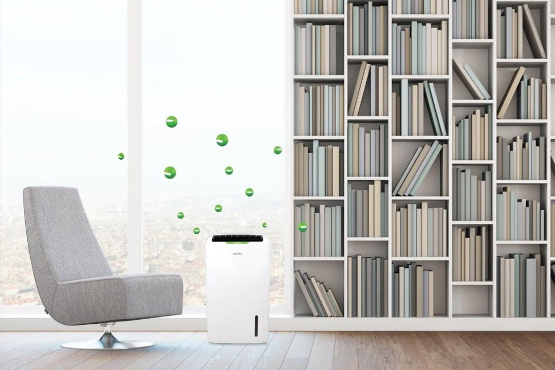 Dehumidifier for Wardrobe Bookshelf
